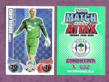 Wigan Athletic Chris Kirkland England 325